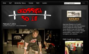 CrossFit So iLL