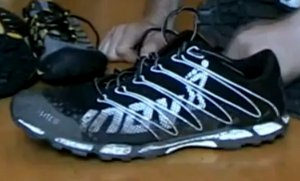 The Lesser-mentioned Inov-8 F-Lite 195.  A minimalistic shoe with a humble 3mm drop.