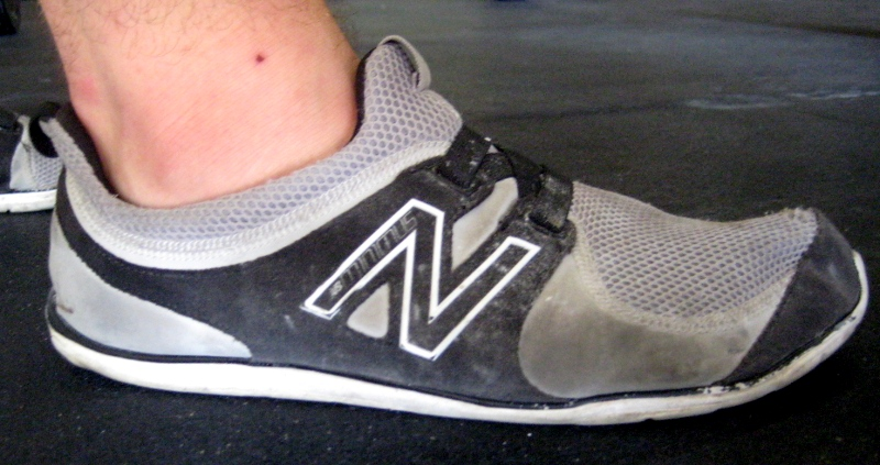 new balance minimus zero crossfit