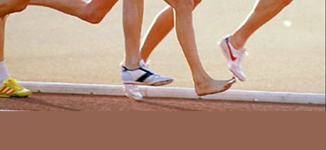 Famous Barefoot Runners and What They Didn't Do